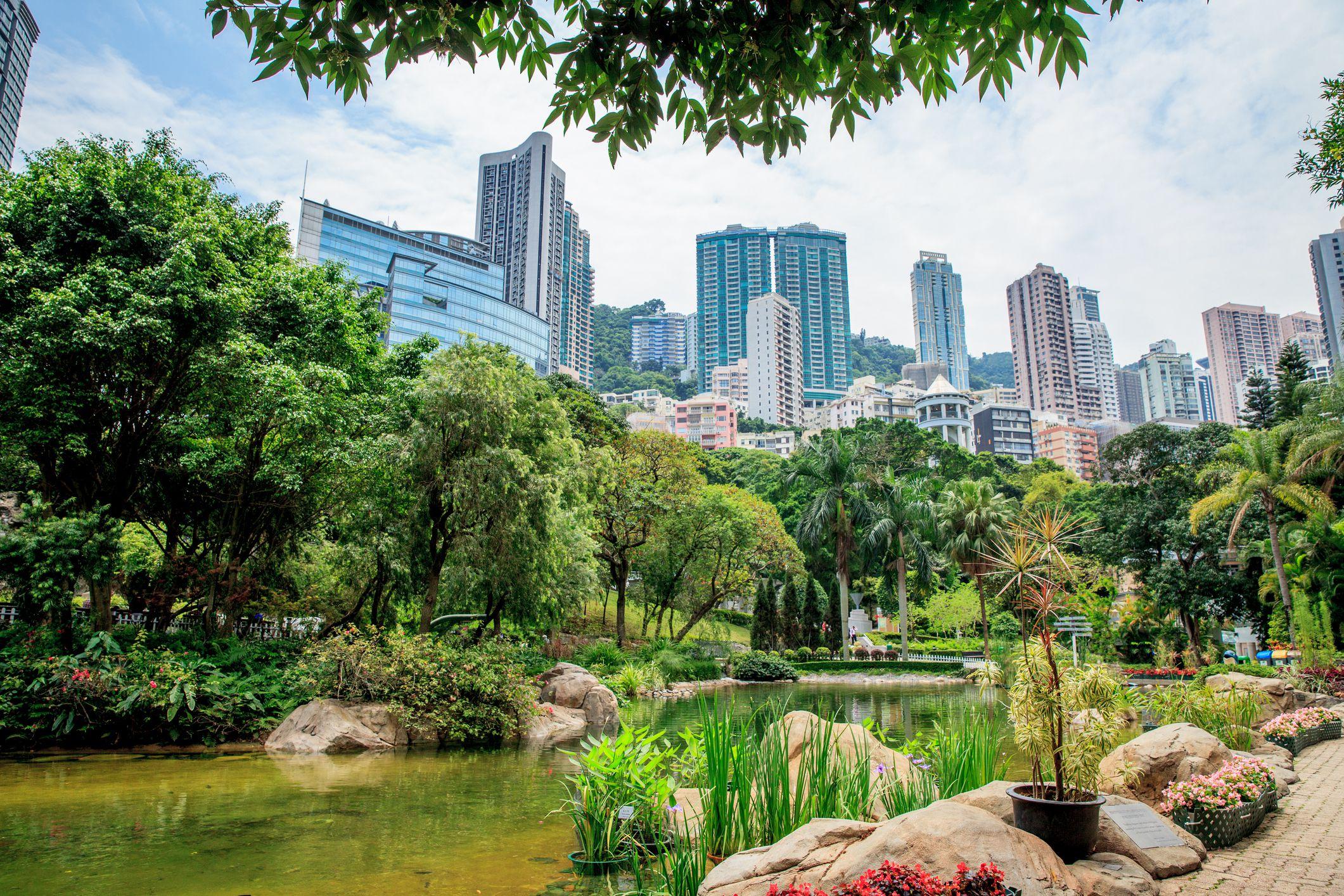 Parque de Hong Kong