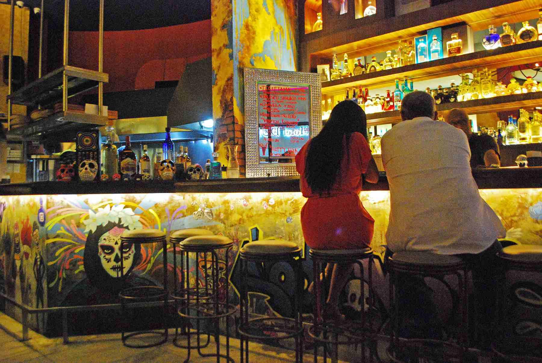 A'Toda Madre Tequila Bar, Poblacion, Philippines