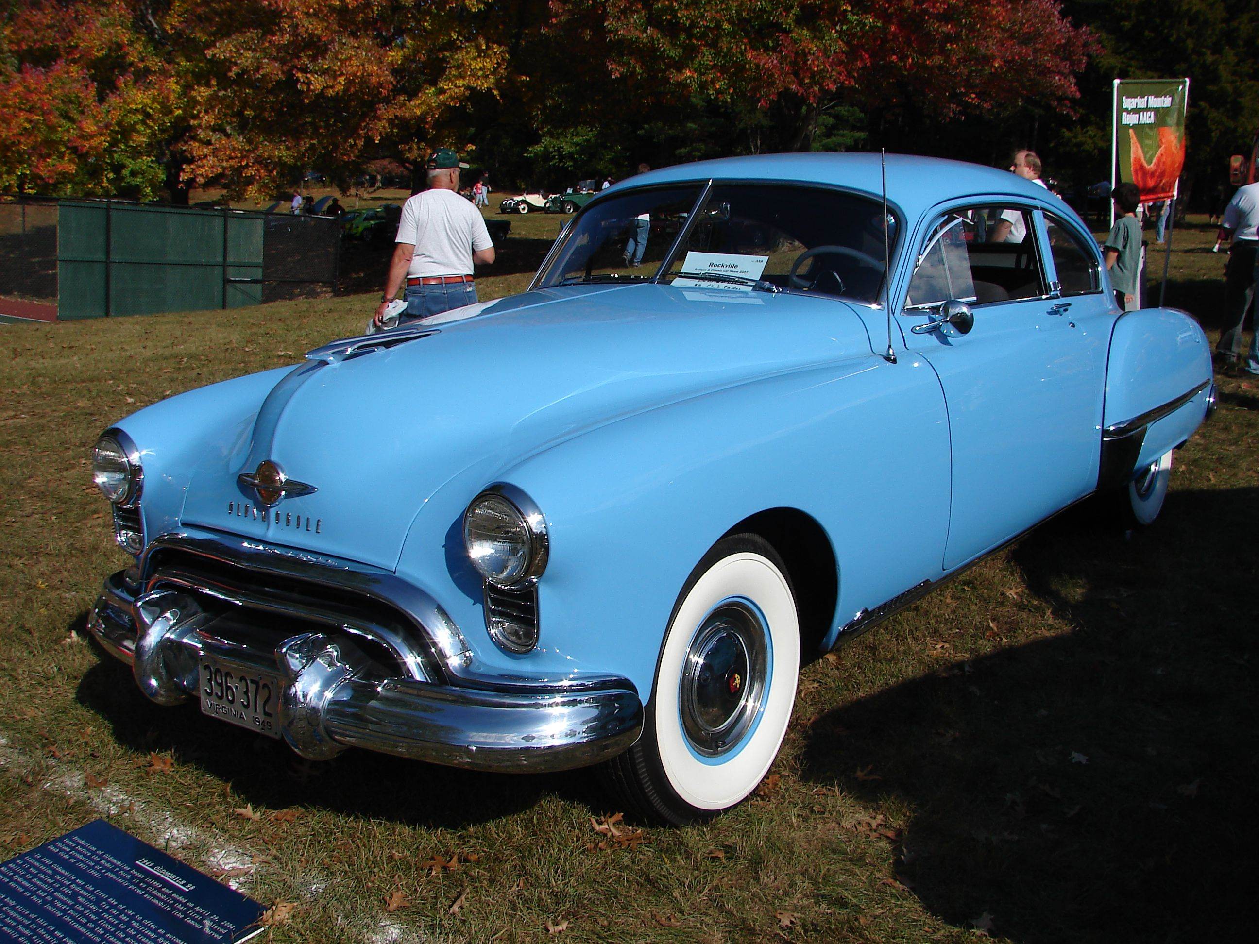 Rockville Antique Car Show 2017 - Rockville, Maryland