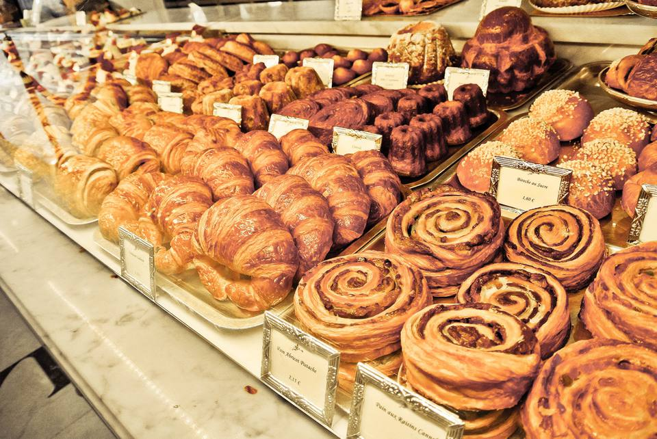 Best Patisseries (Pastries and Pastry Shops) in Paris