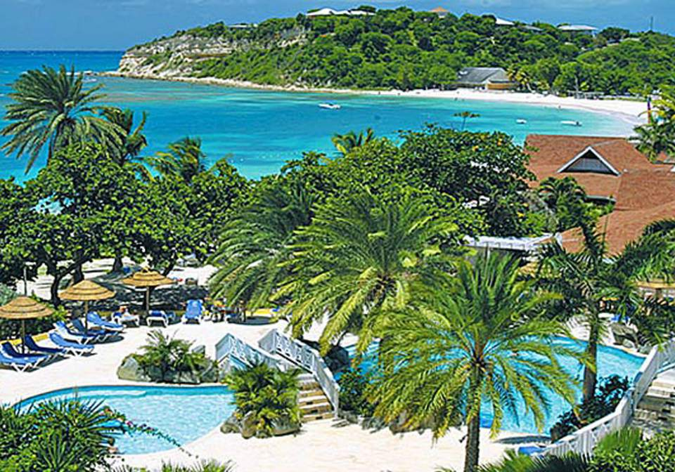 Grand Pinele Beach Antigua