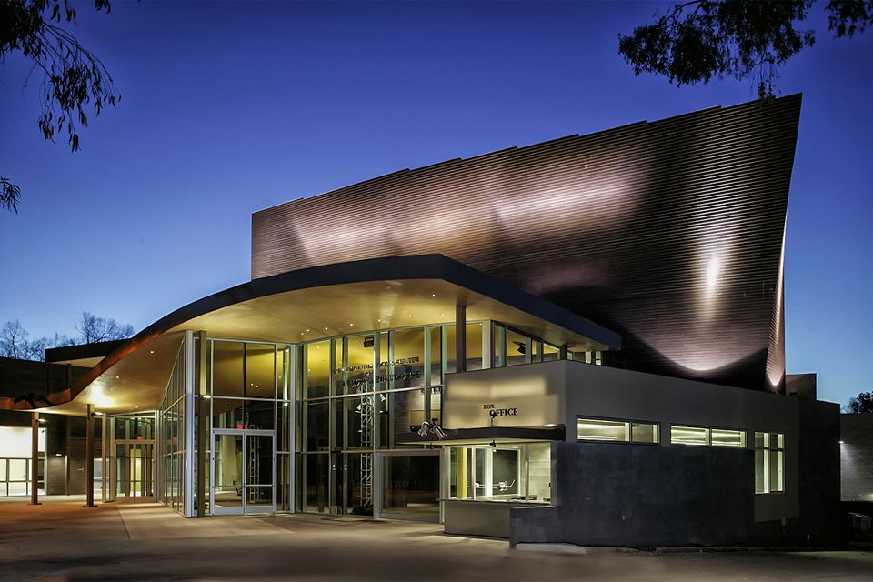 Centro Joan e Irwin Jacobs en La Jolla Playhouse