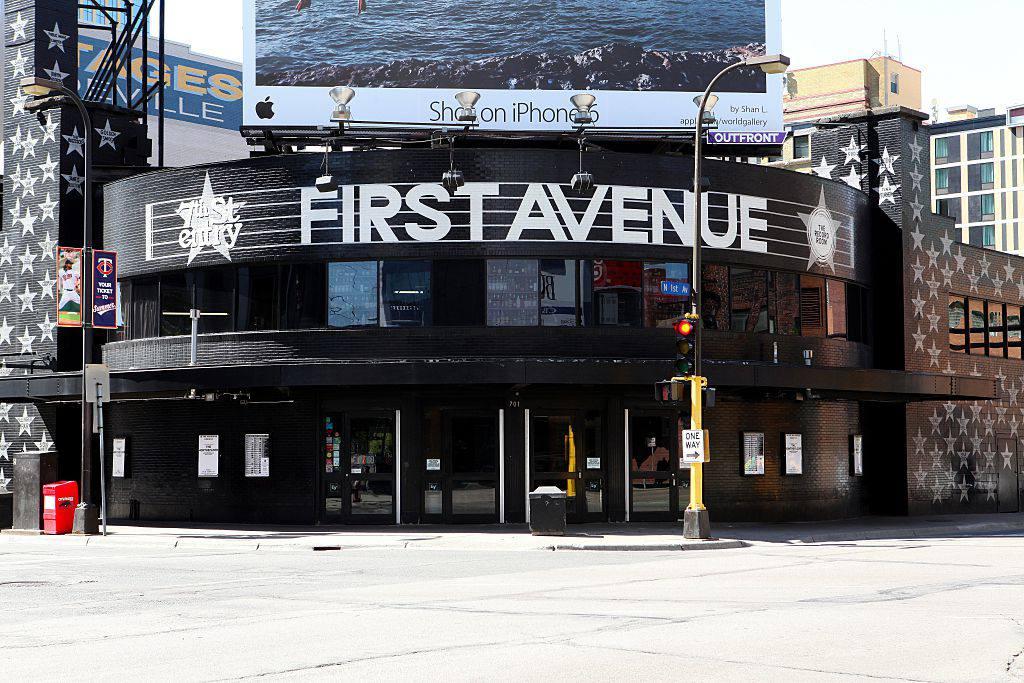 First Avenue concert venue