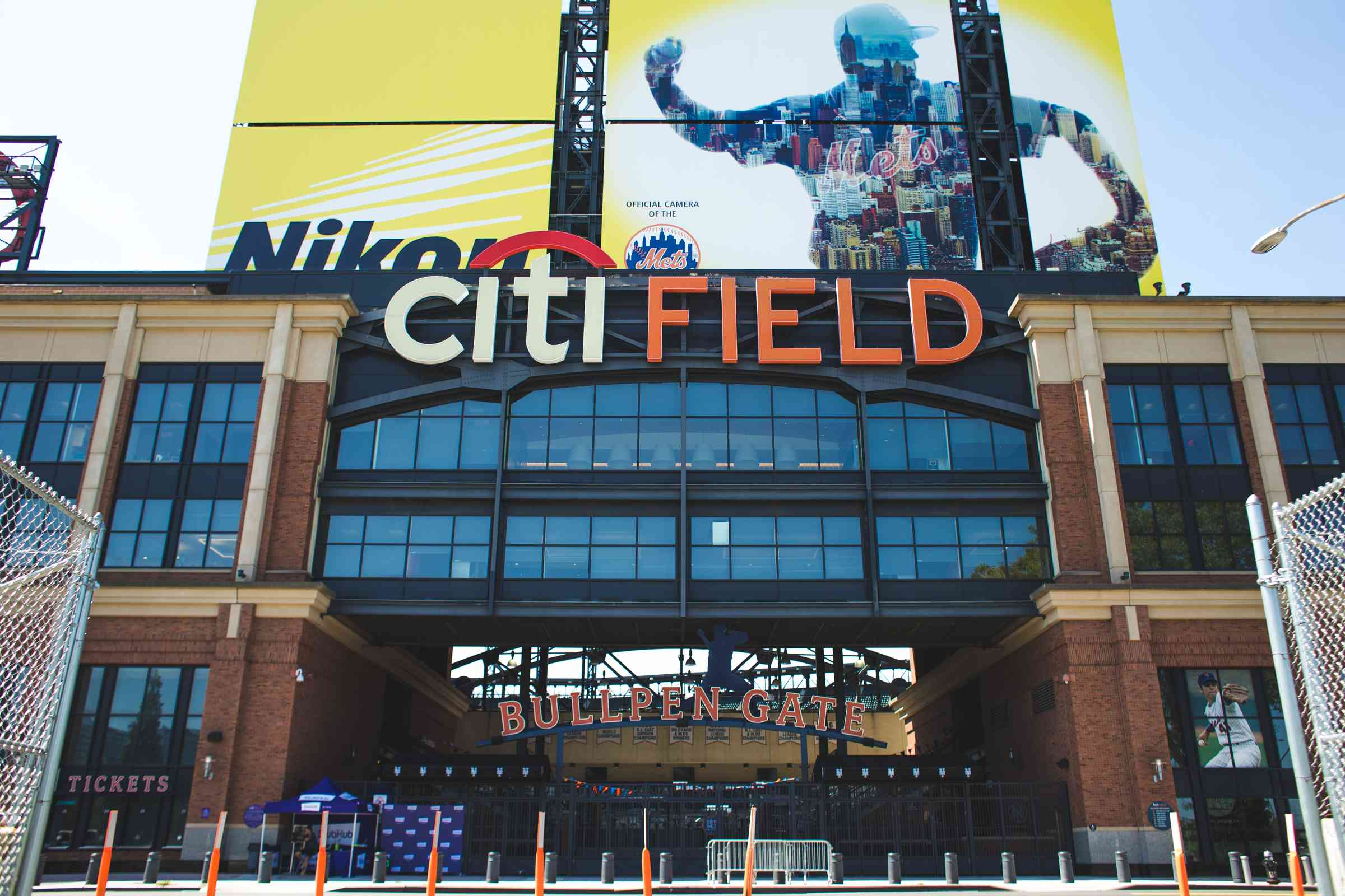 Citi Field Baseball Park en Nueva York, NY