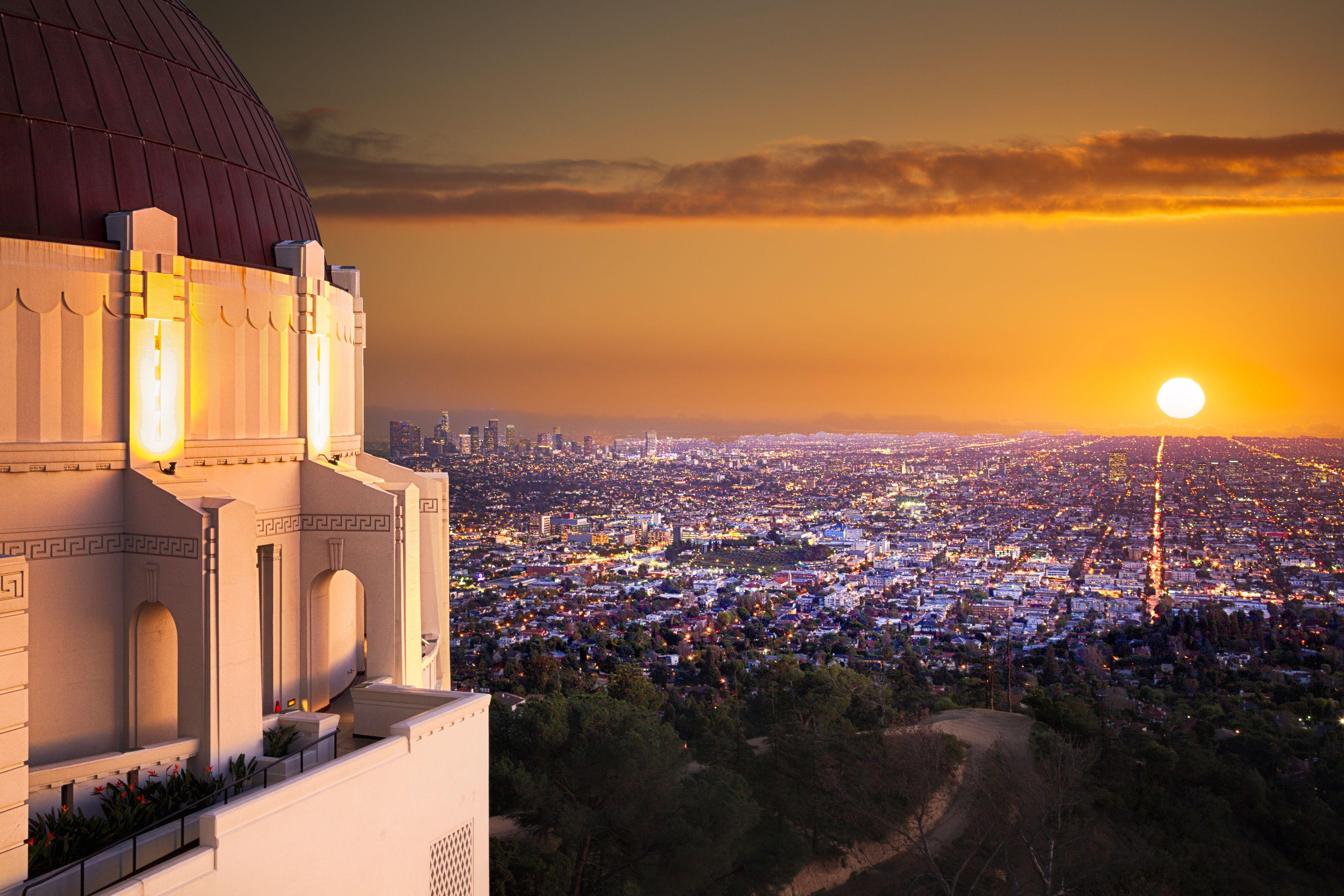 Dating spots i Los Angeles