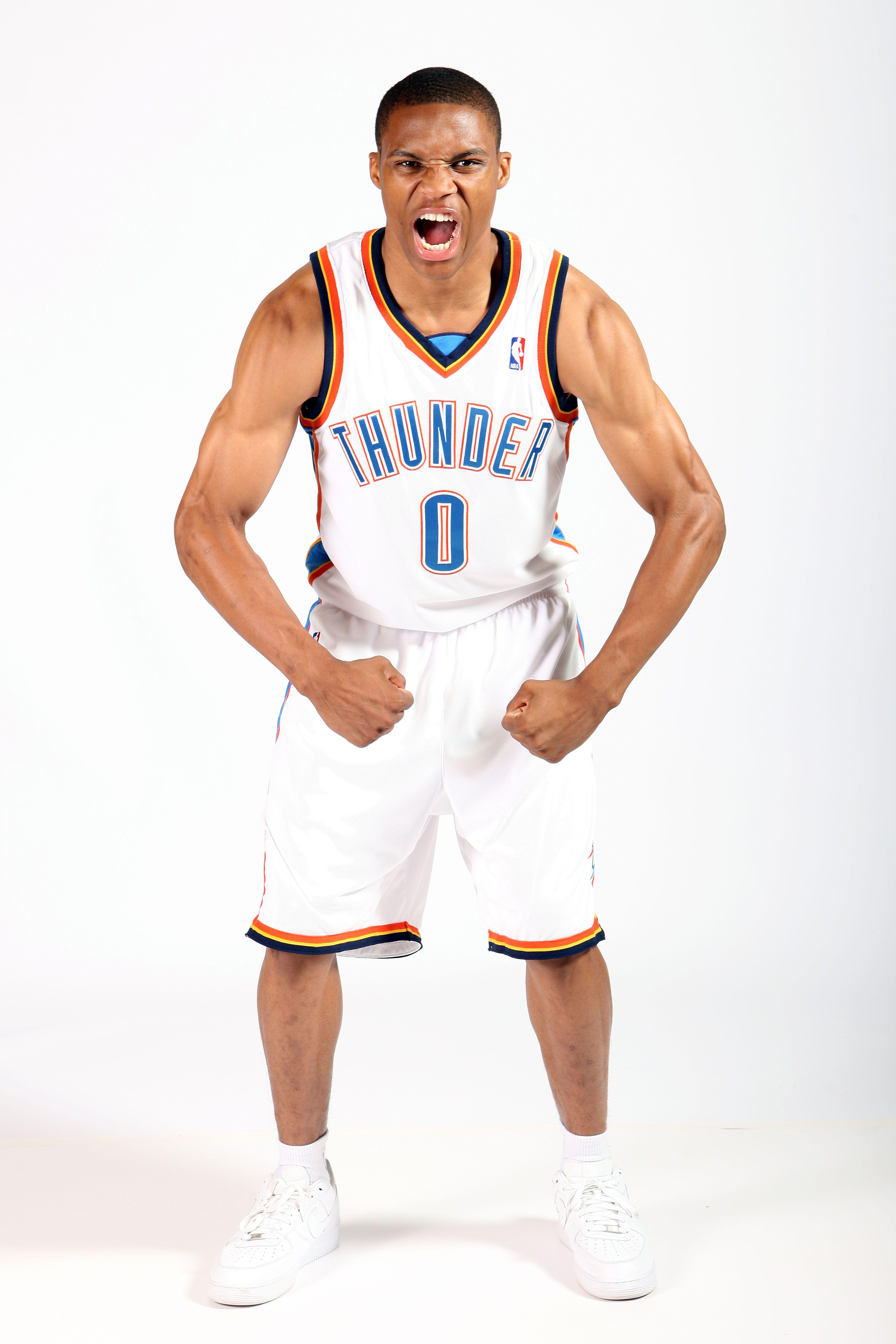 Oklahoma City Thunder Uniforms