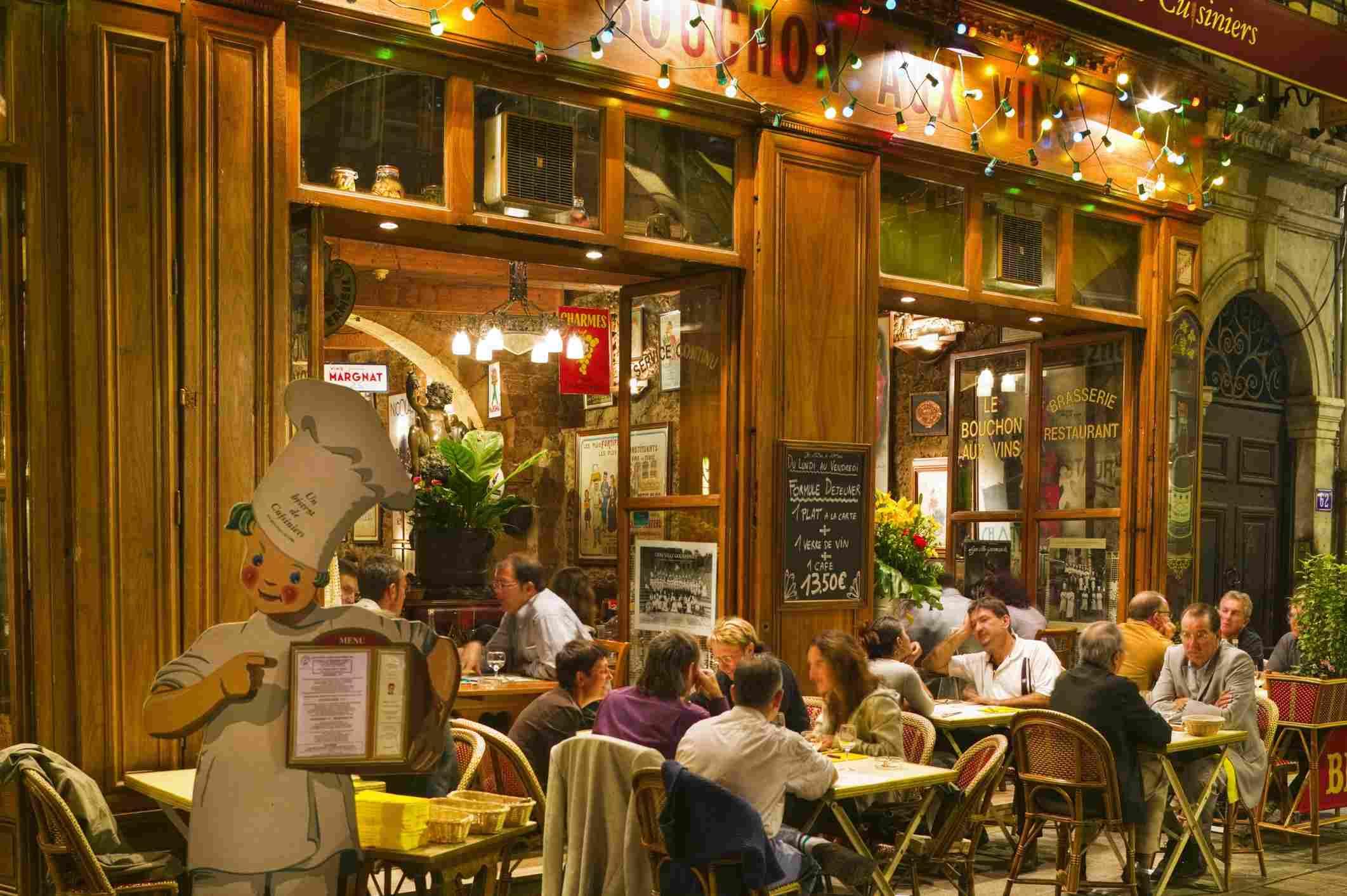 Restaurantes de Lyon