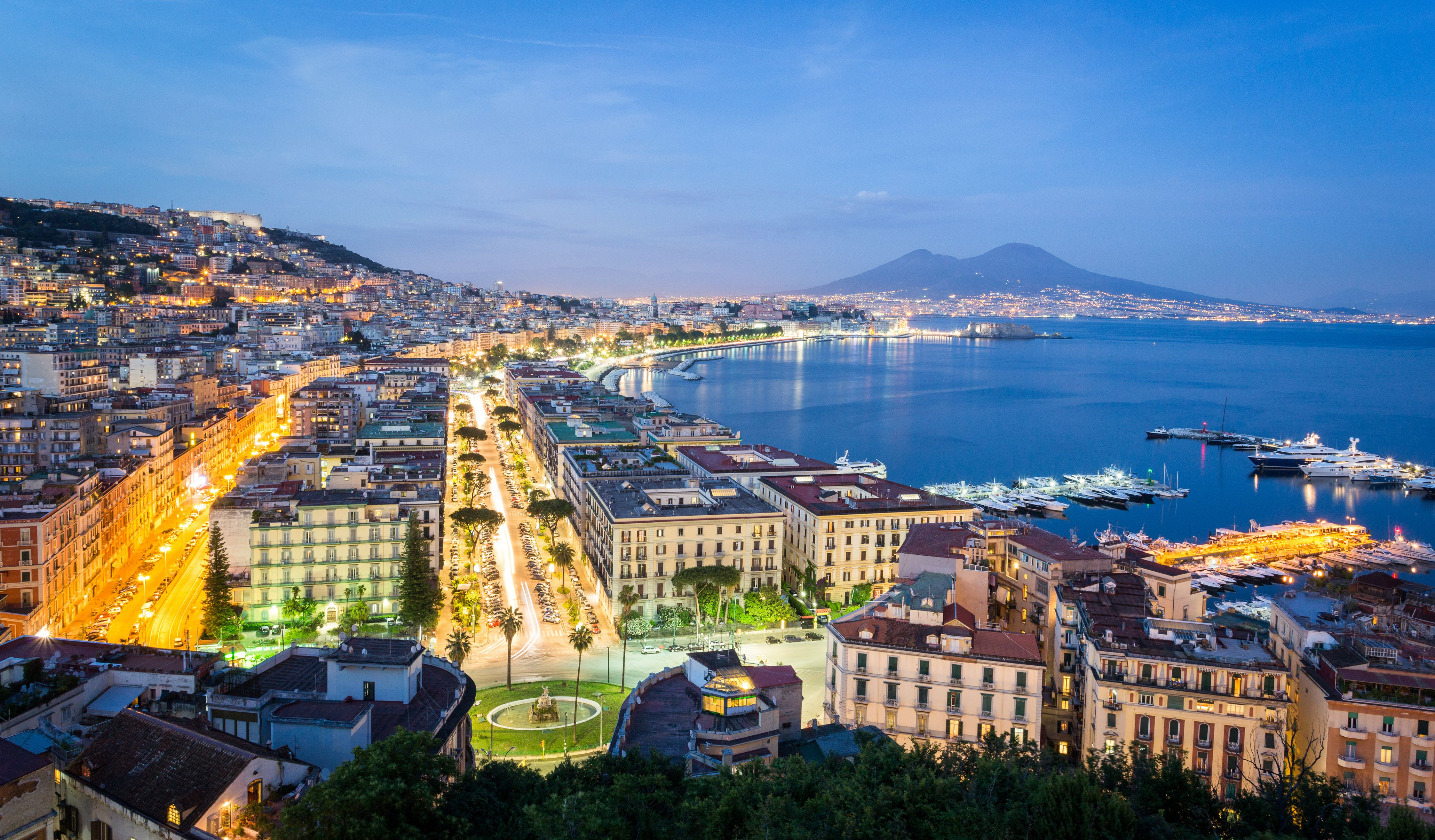 Italian Tourist: Naples, Italy Travel Guide And Visitor Information
