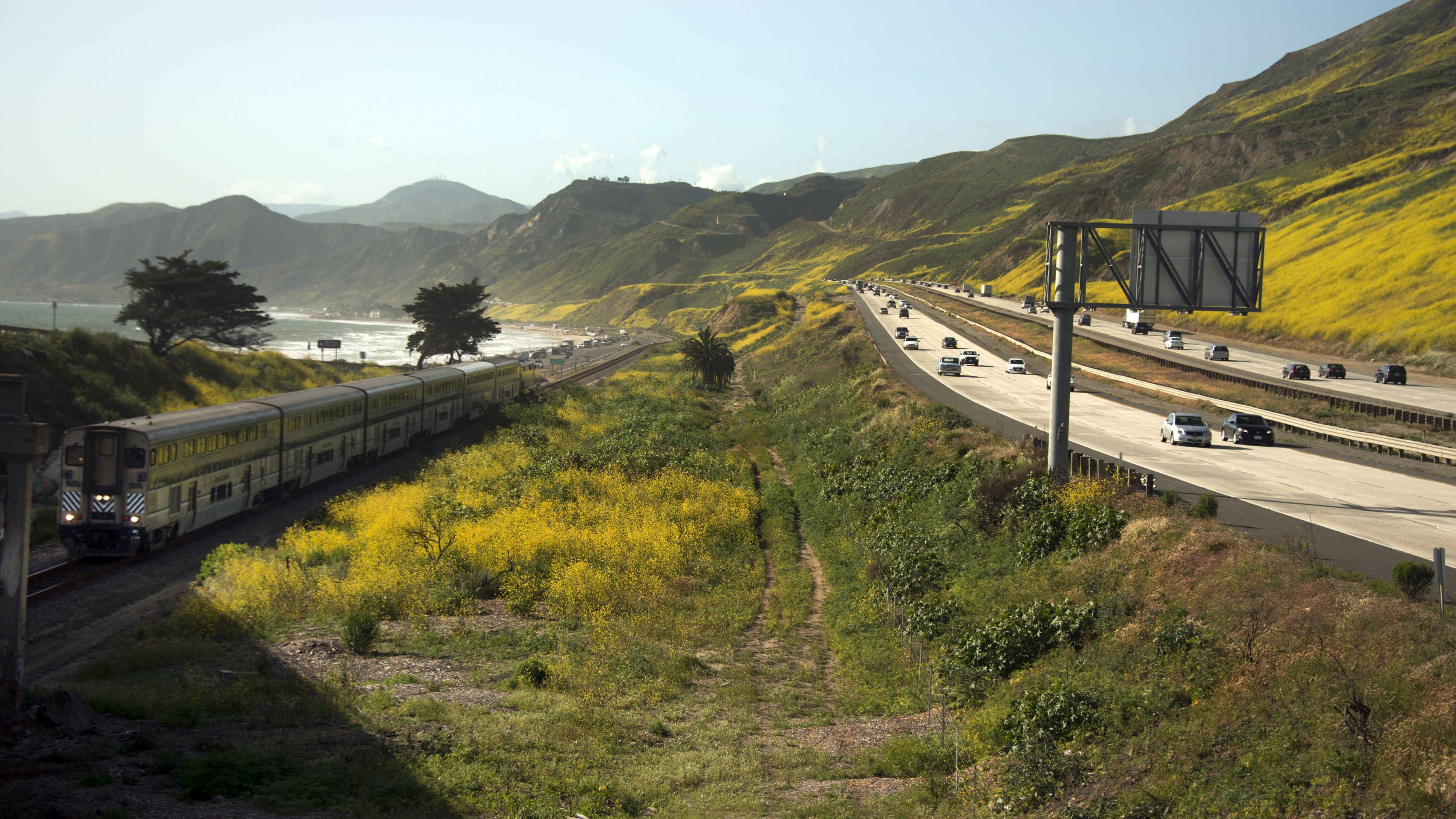 Los Angeles to San Francisco on US Highway 101