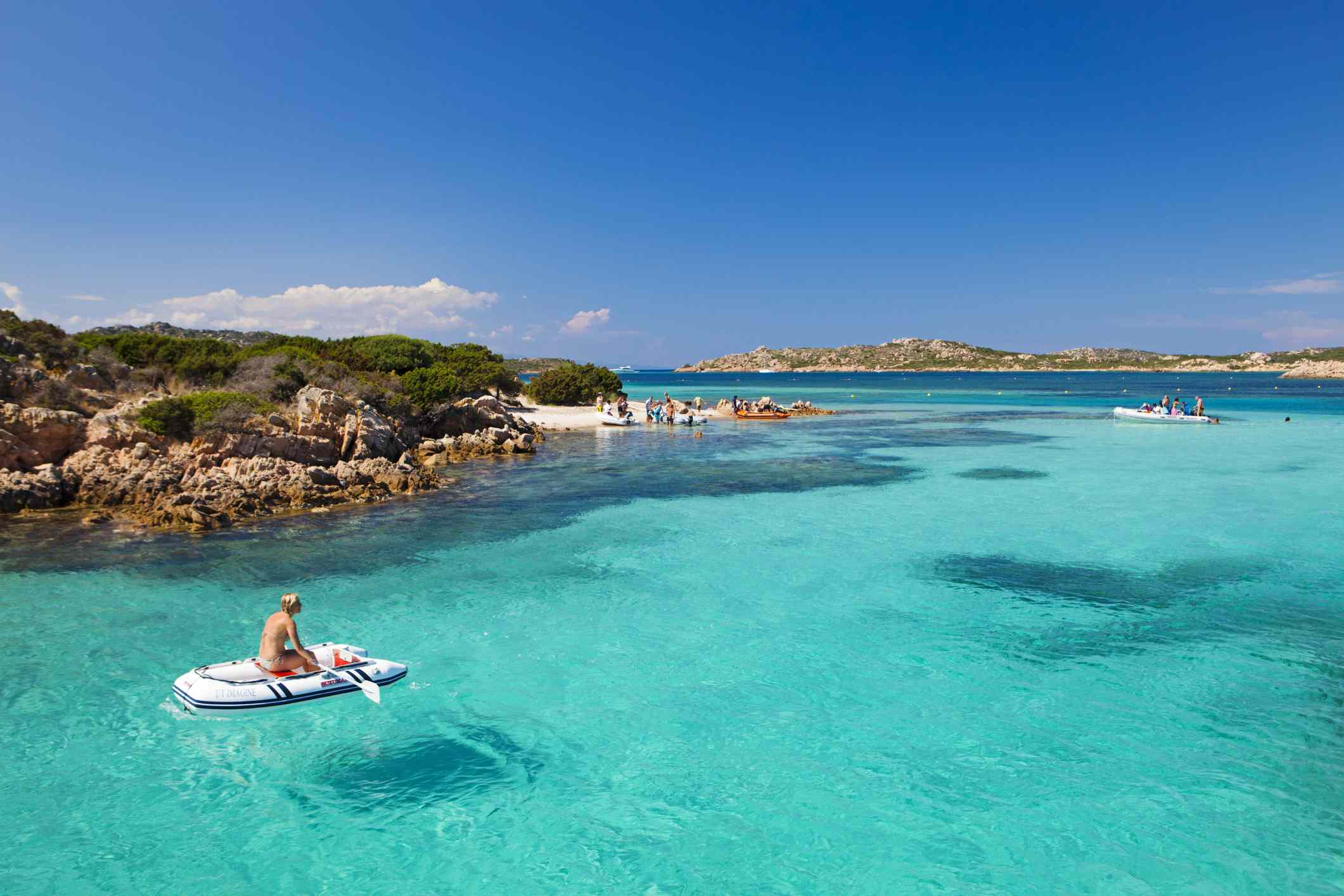La Maddalena Archpelago Sardinia