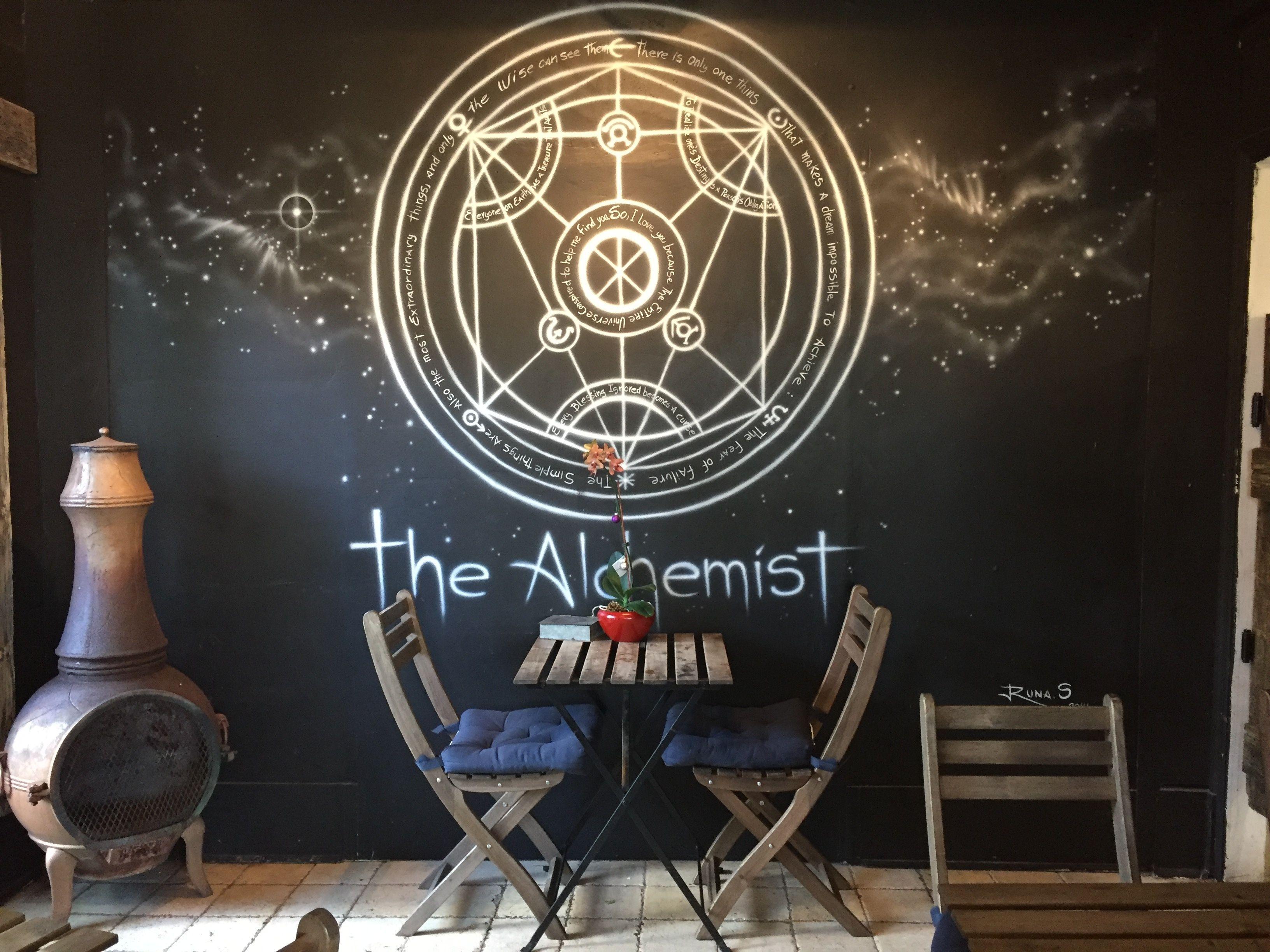 the alchemist cafe miami