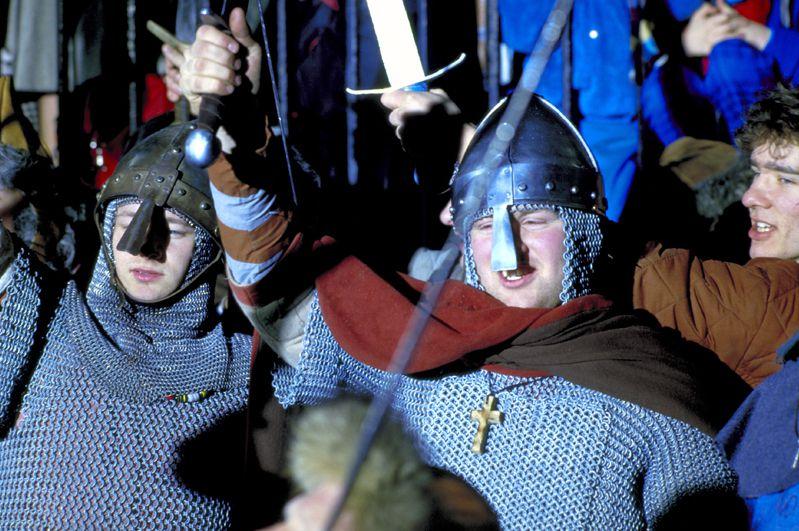 Viking Parade