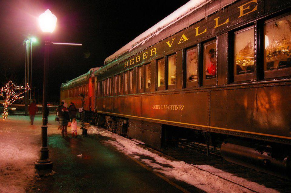 Heber Valley Railroad North Pole Express