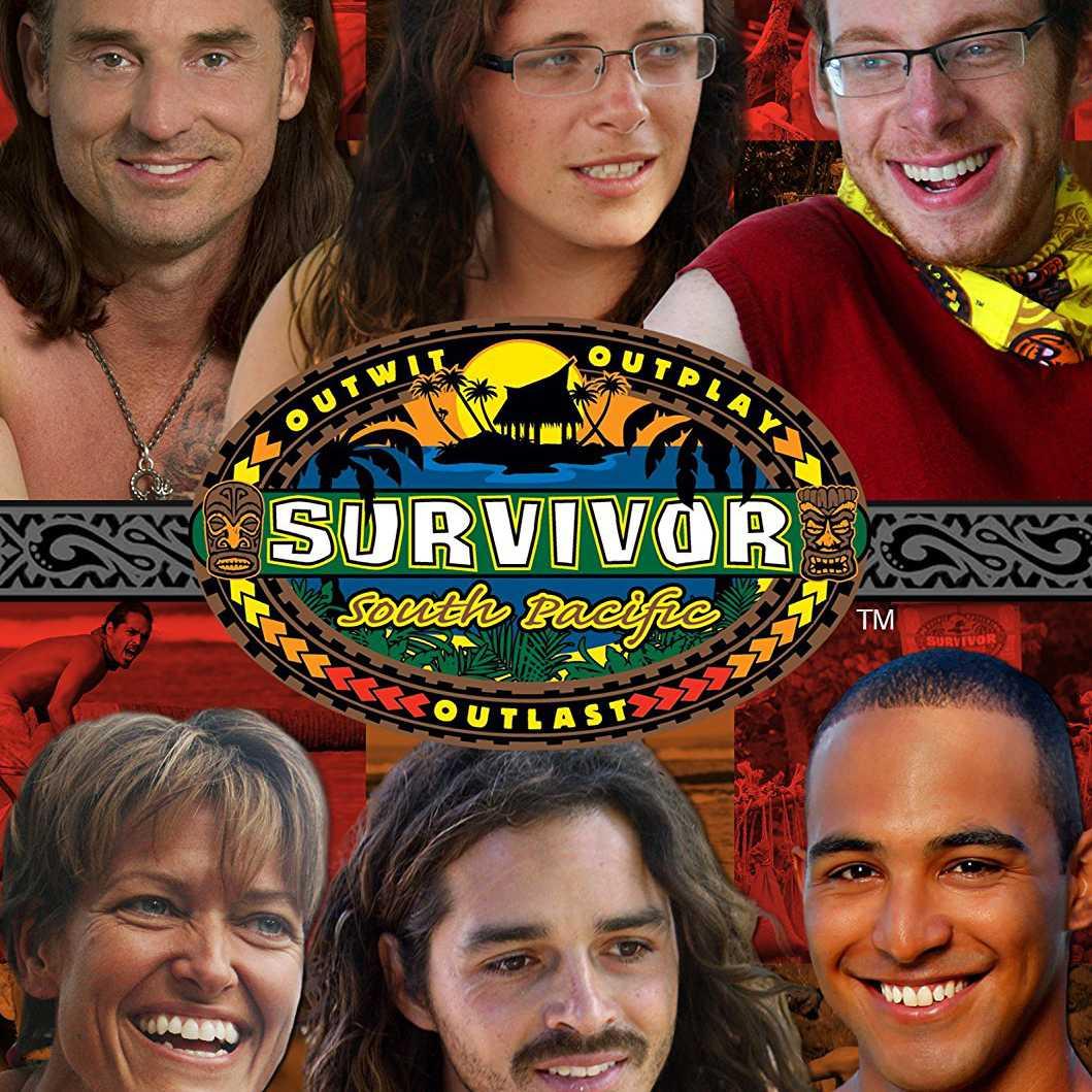 Survivor South Pacific promo still