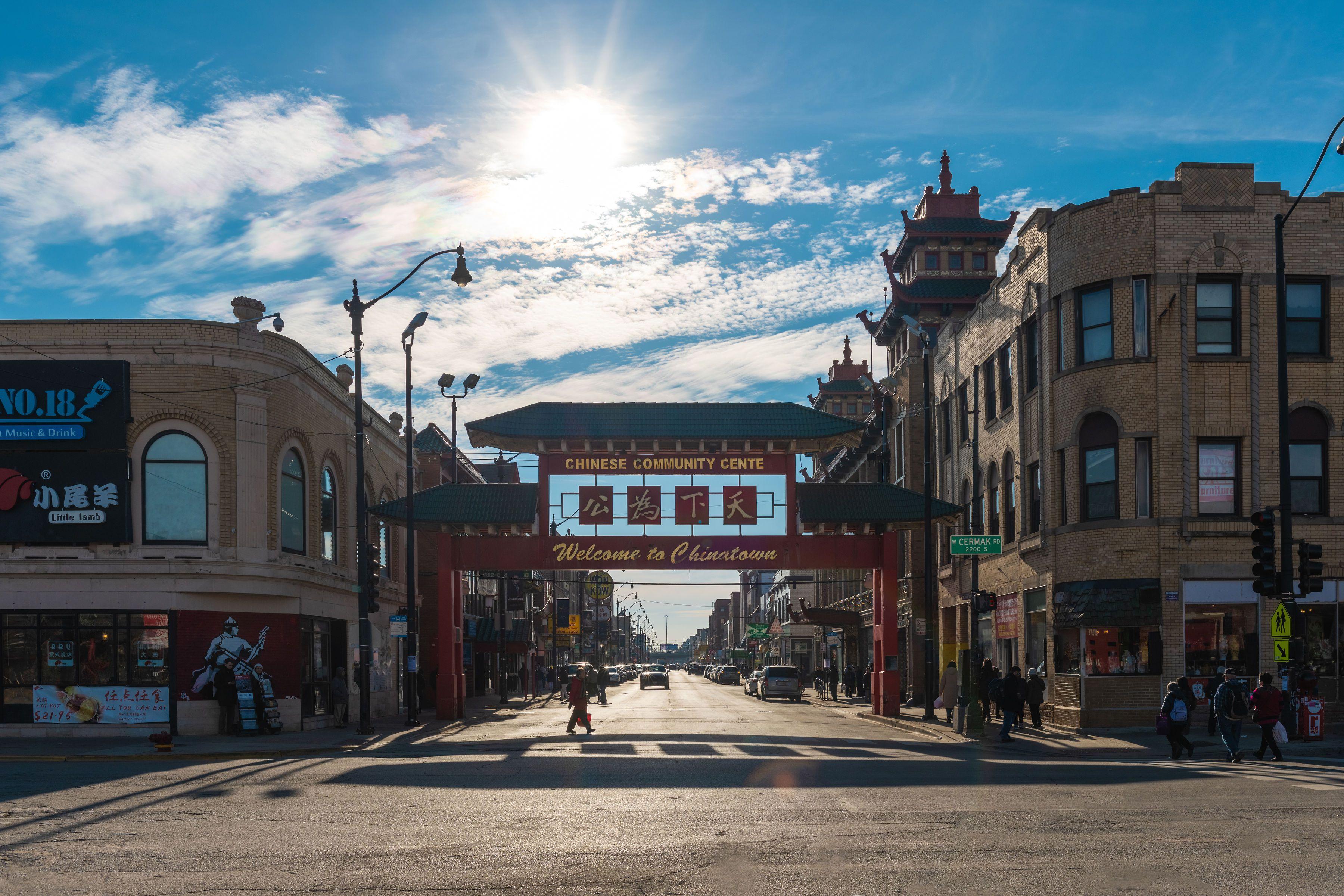 Chicago Chinatown