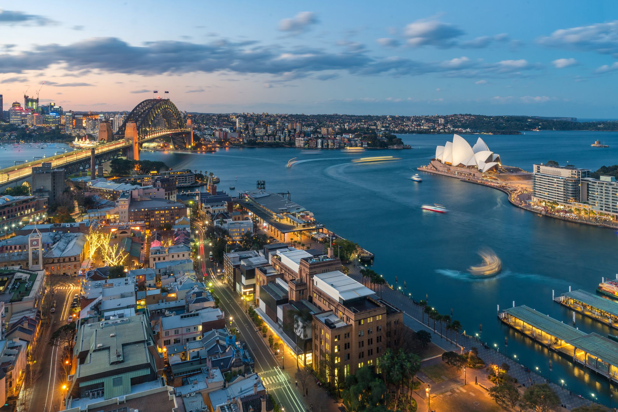 The Top 20 Things to Do in Sydney