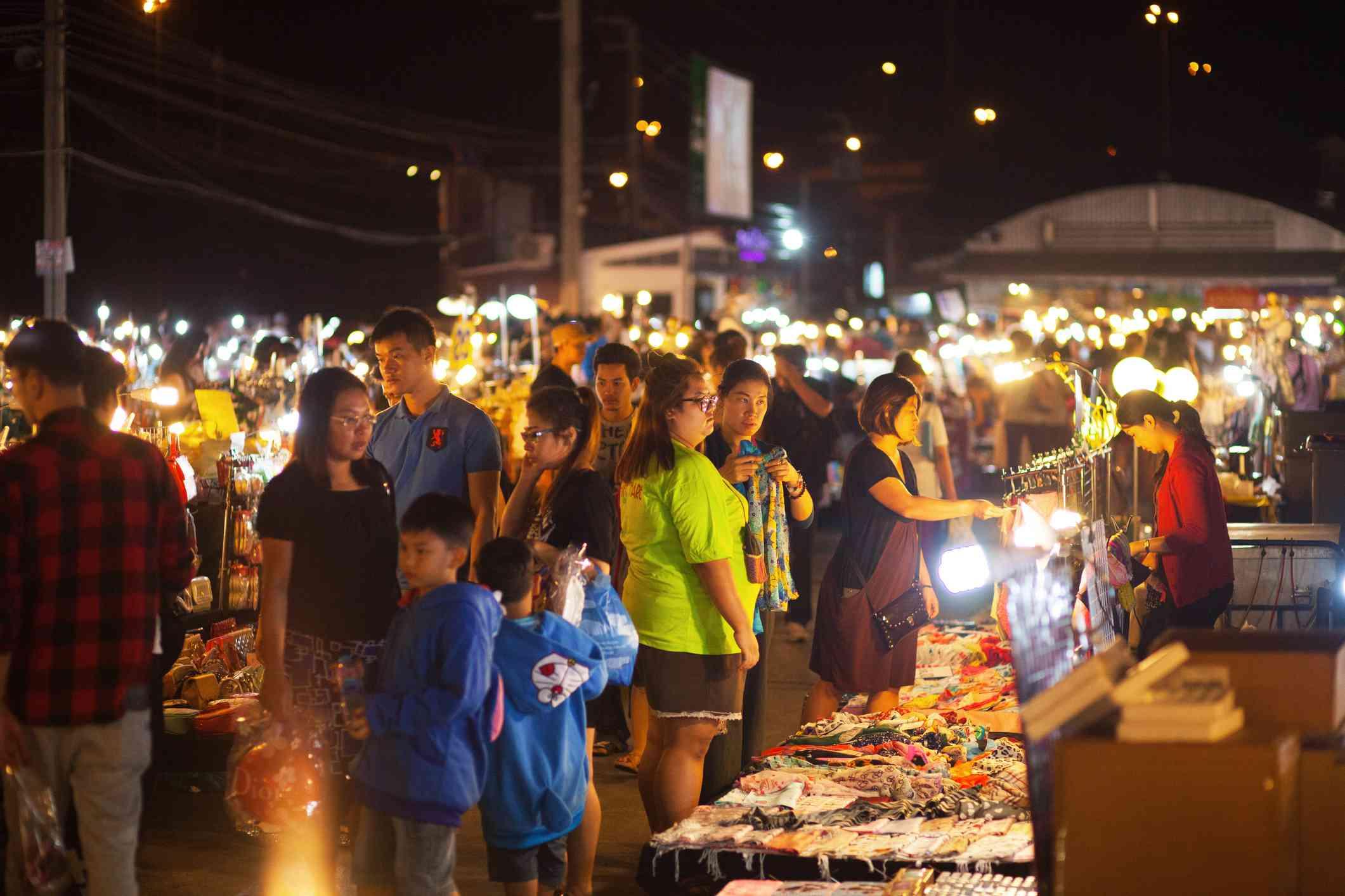 Lian Duan Market