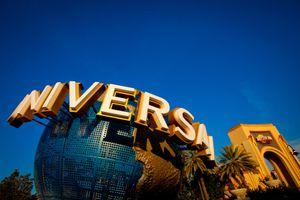 Universal Orlando Globe