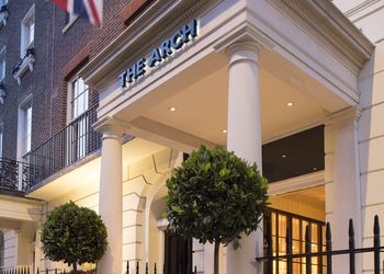 The Arch London hotel exterior