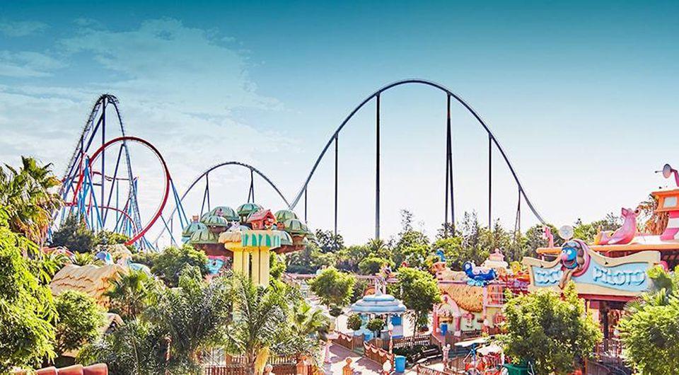 PortAventura Spain theme park