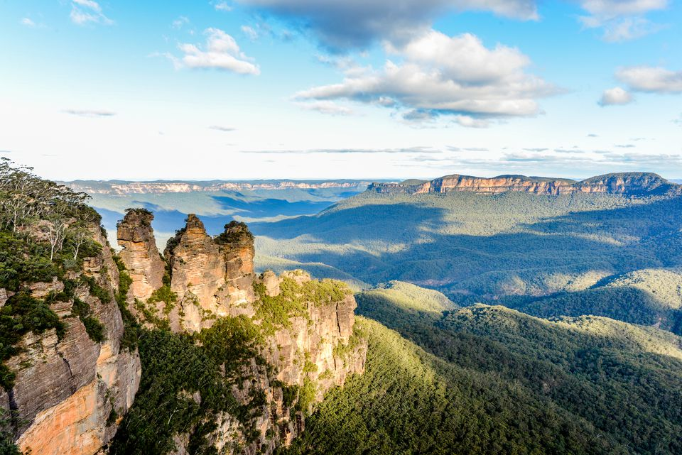 Las tres hermanas, Blue Mountains, Australia