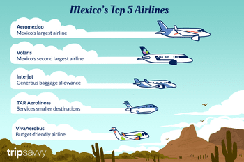 Interjet Low-Cost Mexican Airline