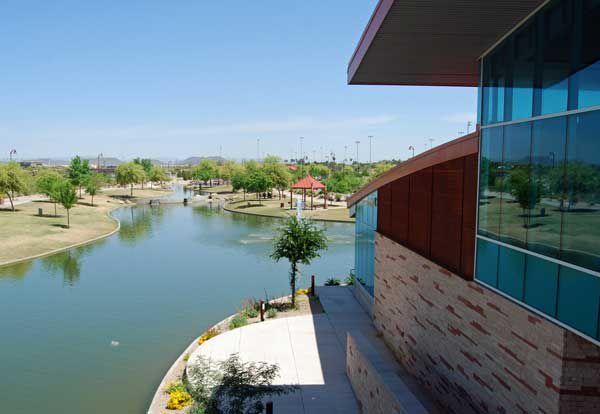 Rio Vista Recreation Center and Rio Vista Community Park