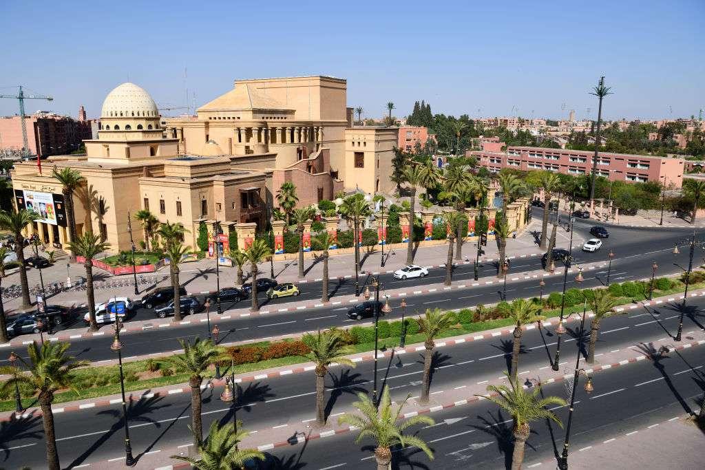 Morocco : Illustration