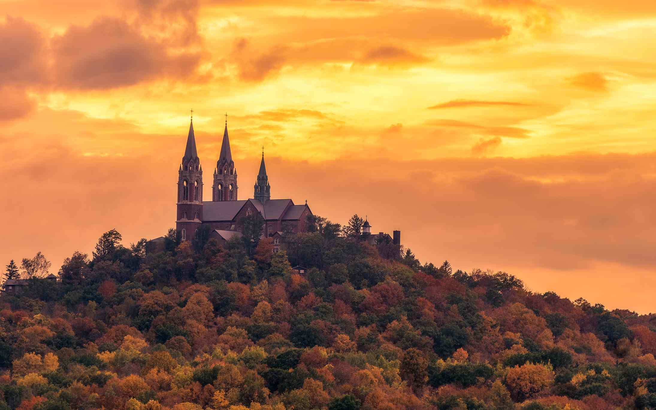 Holy Hill, Hubertus