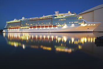 Celebrity Solstice Cruise: Cabins and Suites
