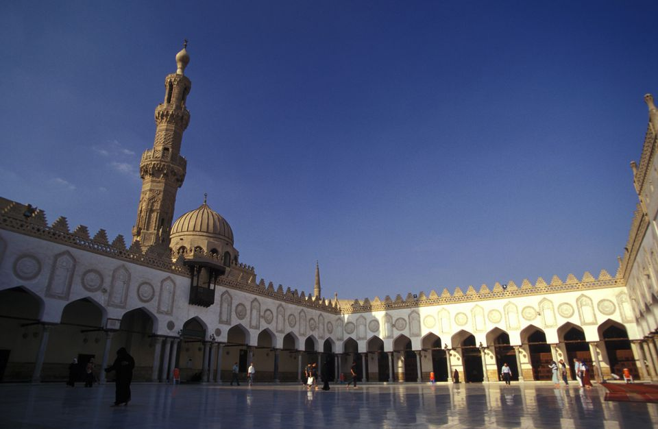Al-Azhar Mosque Cairo The Complete Guide