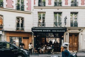 Outside of The Hardware Société
