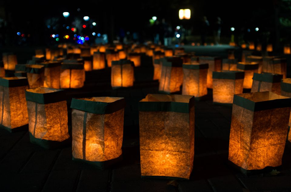Luminaria Light Display