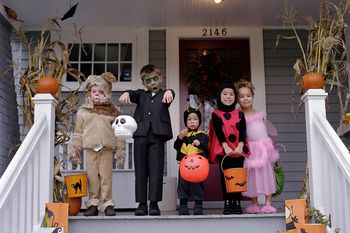Trick Or Treat Times In Northeast Ohio