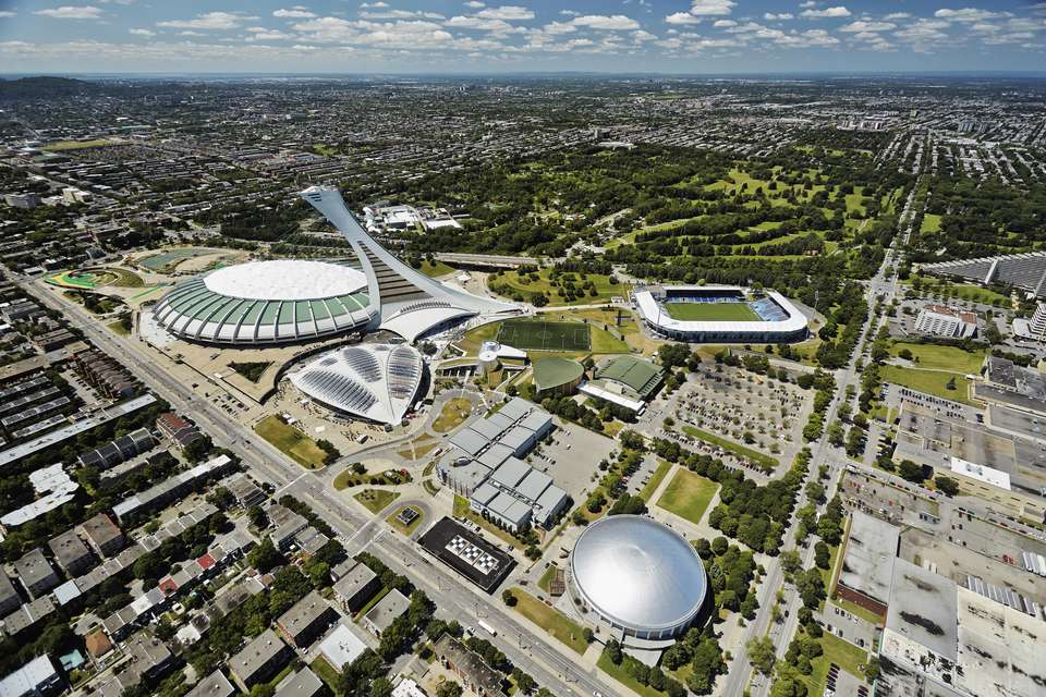 Hotels Near Olympic Stadium