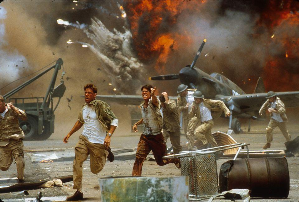 Pearl Harbor Movie Still