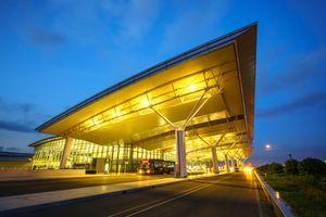 Noi Bai Airport, Hanoi, Vietnam