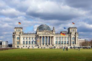 Berlin, Reichstag building
