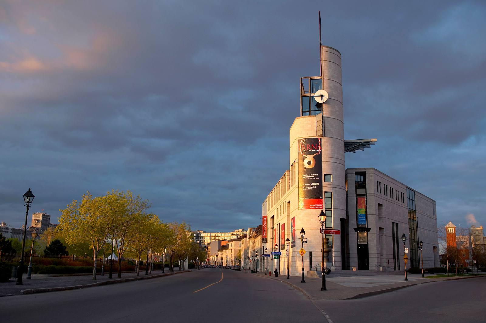 Montreal's top 15 museums include Pointe-à-Callière.
