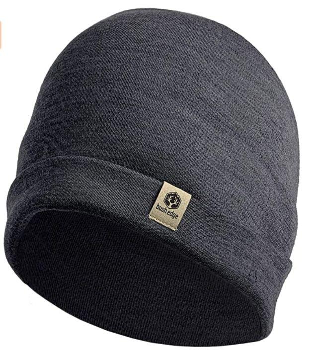 Bush Edge Cuff Beanie Hat