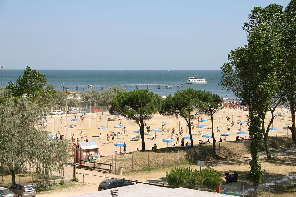 EuroCamp Area Beach Sports