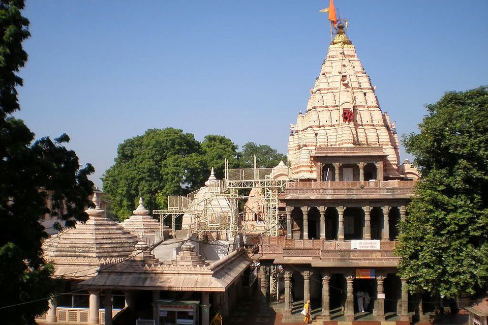 Image result for free image of MahakaleshwarJyotirlinga, Madhya Pradesh
