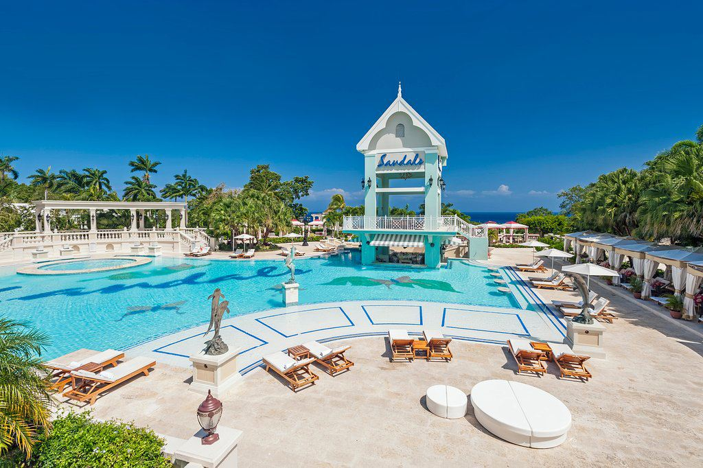 978167c549b554 The 9 Best Sandals Resorts of 2019