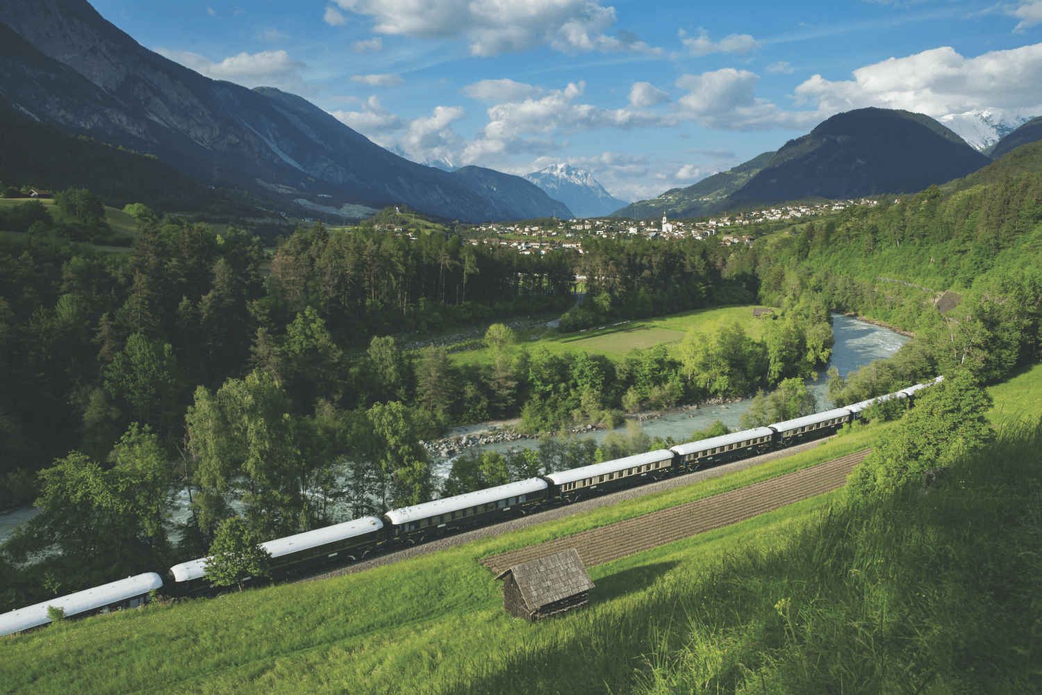 The Iconic Orient Express Debuts New Routes Across Europe
