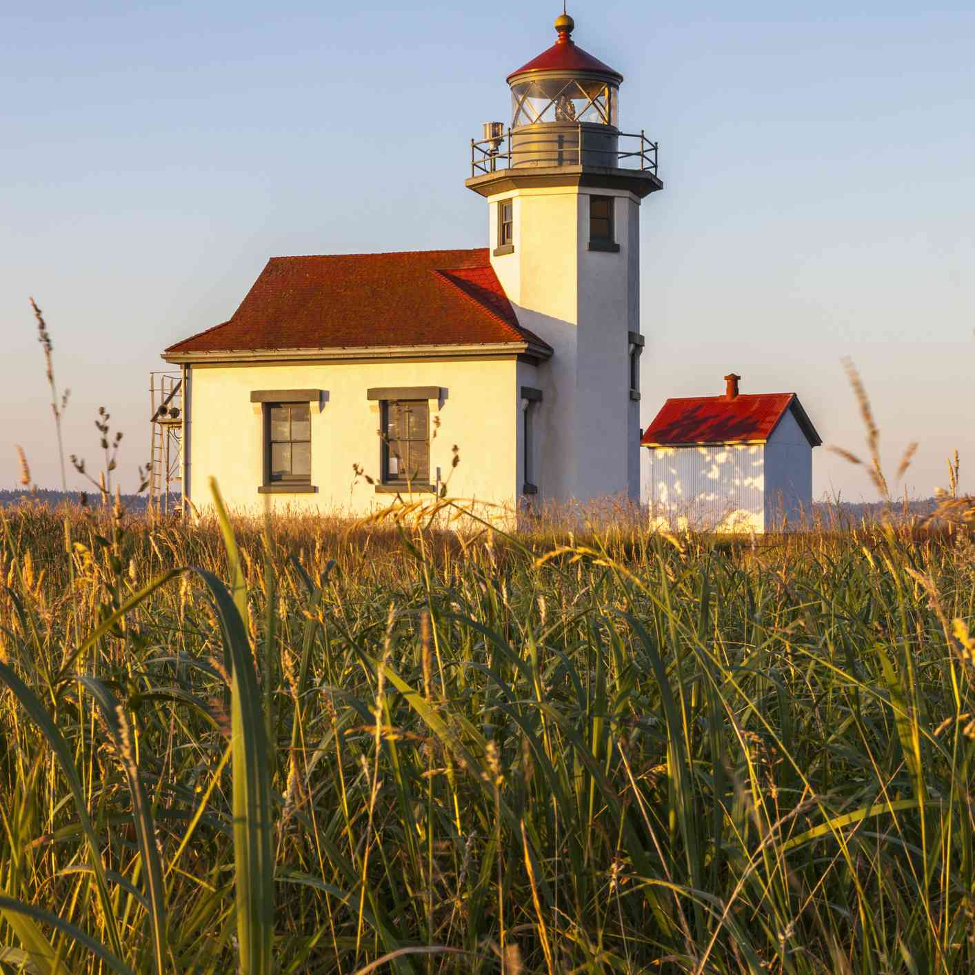 Point Robinson Lighthouse, Vashon Island