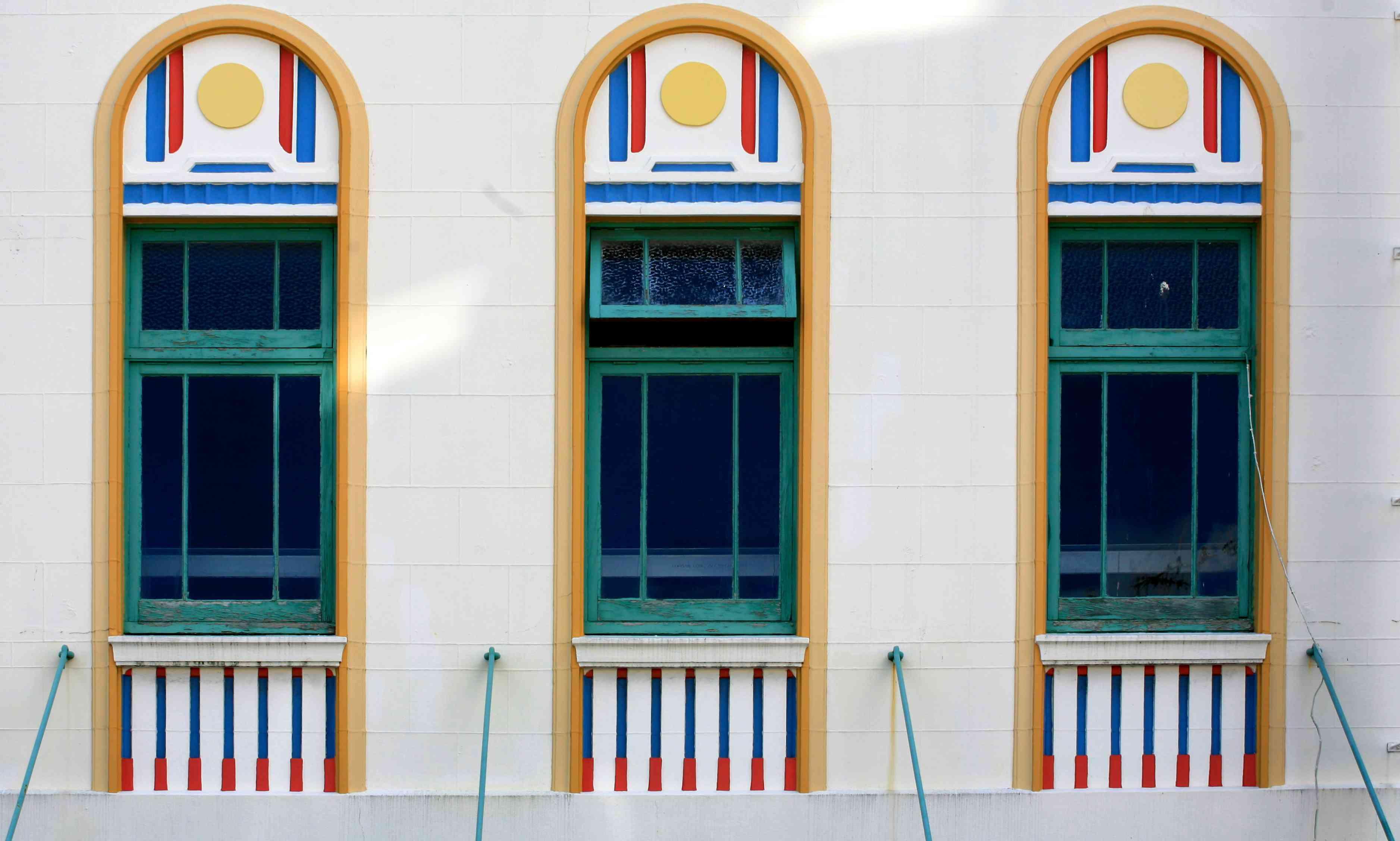 Napier Art Deco. Photo: Mark Meredith/Getty