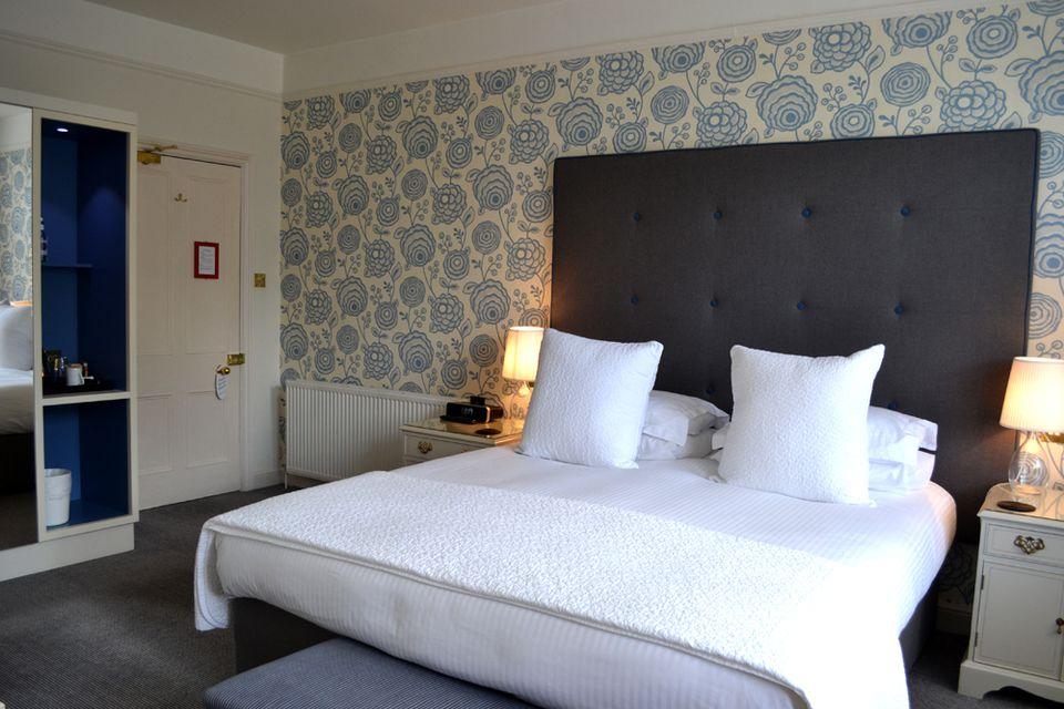 Guestroom at Villa at Henrietta Park in Bath