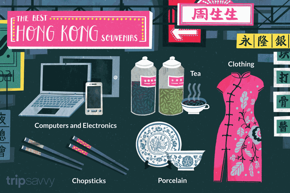 The Best Hong Kong Souvenirs
