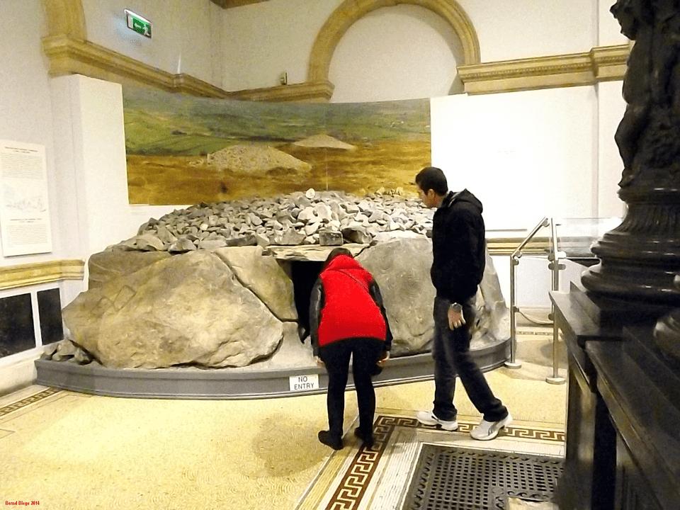 ¿Explorando la (pre) historia irlandesa en el Museo Nacional en la calle Kildare