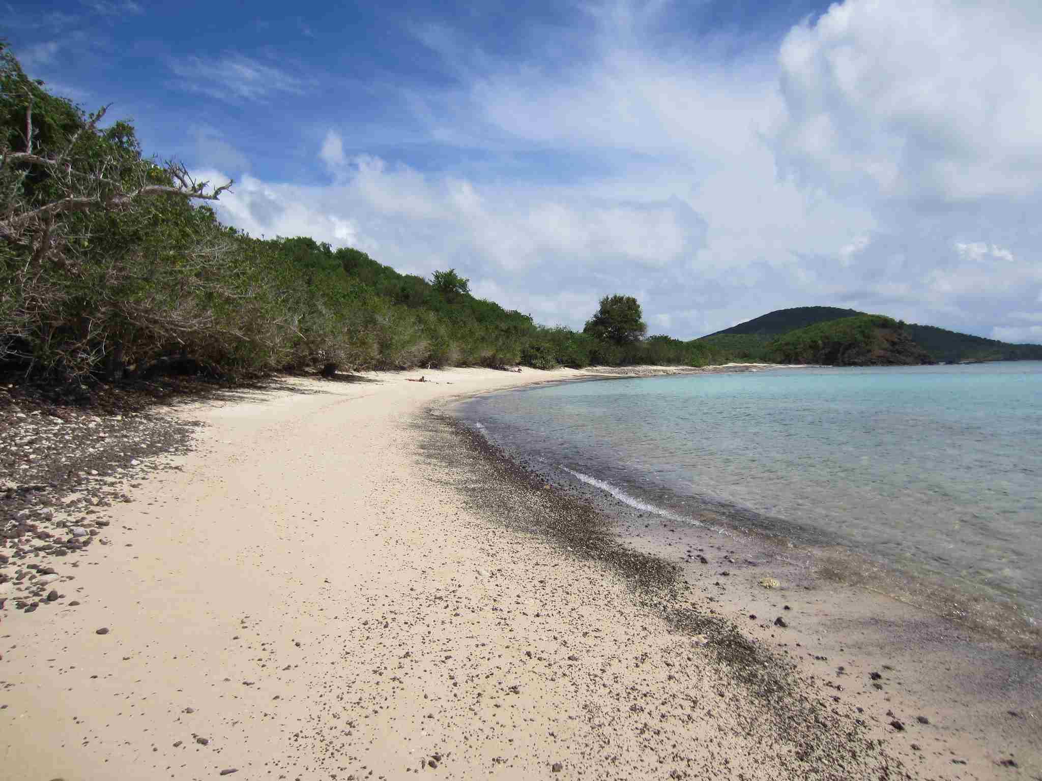 Carlos Rosario Beach in Culebra